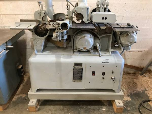 Photo Smithway XL moulder - $4,000 (Annapolis)