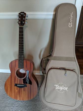 Photo Taylor GS Mini - $475 (Sherwood)