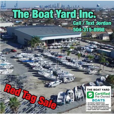Photo The Boat Yard in New Orleans is Still Making Deals - $10000 (New Orleans)