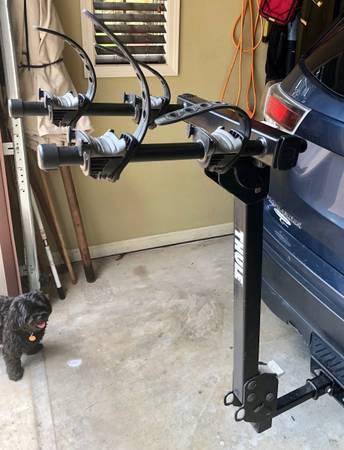 Photo Thule 2-Bike Rack - $100 (Hot Springs Village)