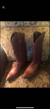 Photo Tony Lama Womens Western Boots - $75 (North Little Rock)