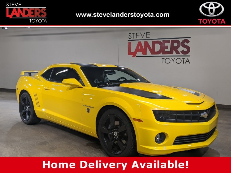 Photo Used 2012 Chevrolet Camaro SS Coupe for sale