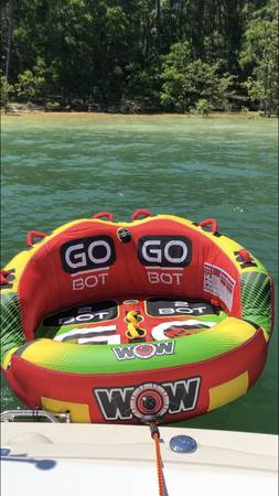 Photo WOW Boat Tube - $225 (Heber Springs)