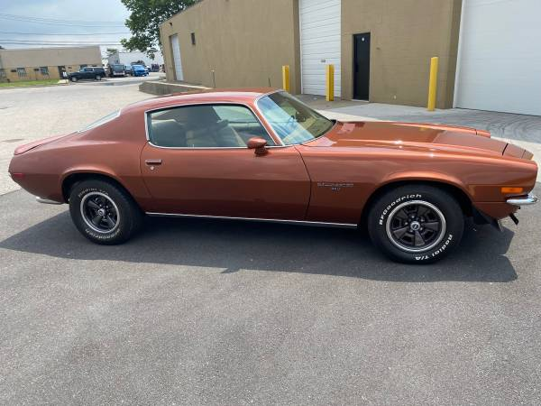 Photo 1970 Chevy Camaro RS REAL rally sport 4 spd orig 350 eng pristine 80k - $29,500 (West Babylon)