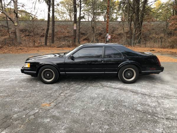 Photo 1992 Lincoln Mark VII - LSC - $2700 (Westhton)