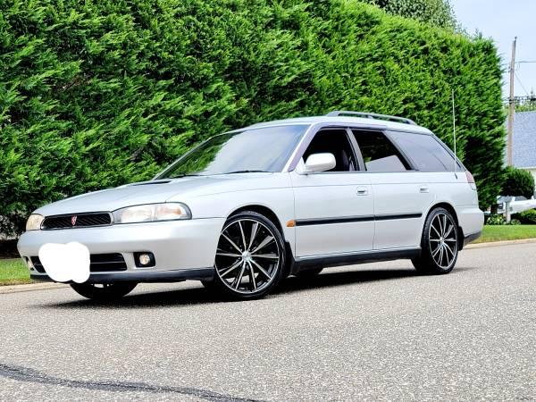 Photo 1994 Subaru Legacy GT Twin Turbo Orignal 33k Miles Right Hand Drive c - $12,500 (Deer park)
