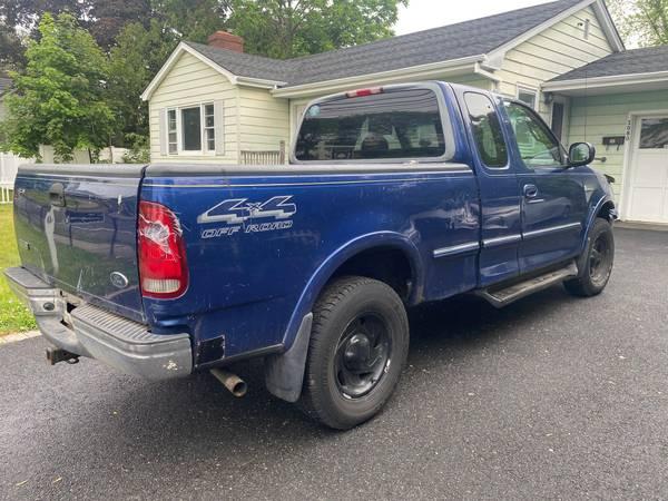 Photo 1998 Ford F150 4x4 off road - $2,800 (Long Island)