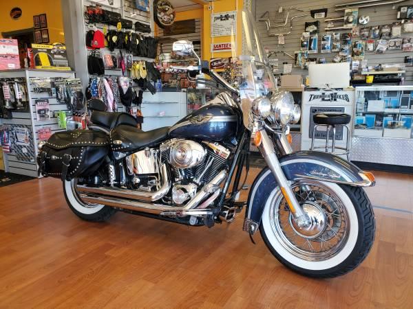 Photo 2003 Harley Davidson FLSTCI Heritage Softail - $6,995 (Port Jefferson Station NY)