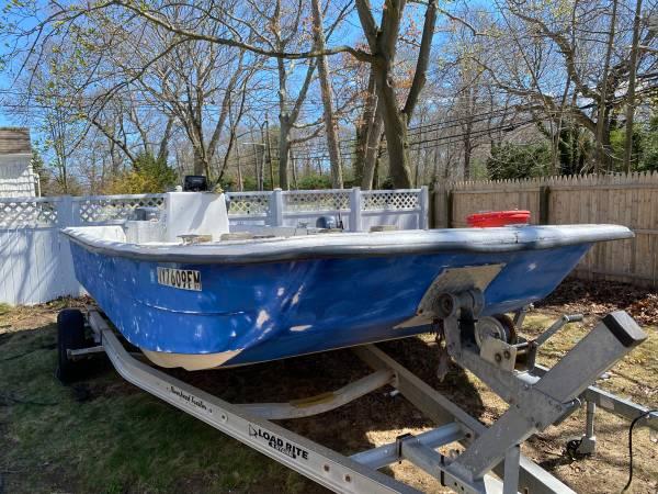 Photo 2006 Carolina Skiff 21 DLX 2006 Carolina Skiff Dlx Series 2180 - $8,999 (St James)