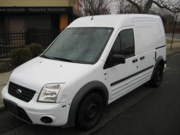Photo 2013 FORD Transit Connect Cargo Van XLT 4dr Mini wo Side and Rear Gla - $5990 (Massapequa)