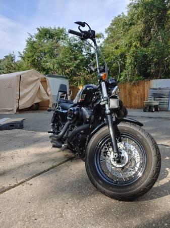 Photo 2014 Harley Davidson Sportster 48 - $7,700 (Medford)