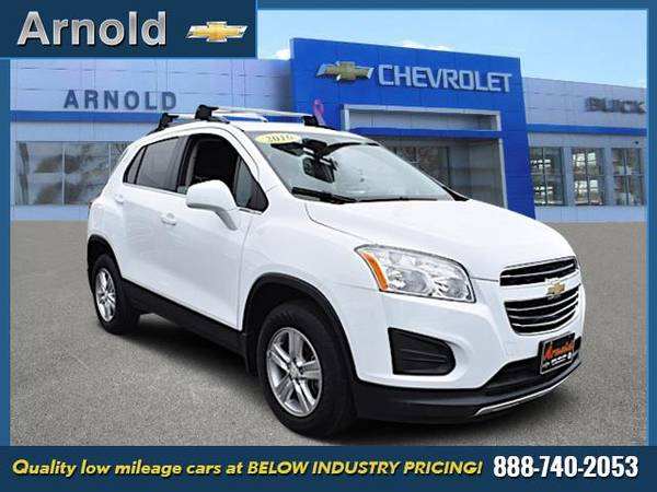 Photo 2016 Chevrolet TRAX - HUGE SELECTION - $15555 (2016 Chevrolet TRAX West Babylon)