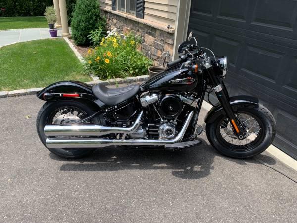 Photo 2021 Harley Davidson Soft tail Slim - $15,000 (Nassau)