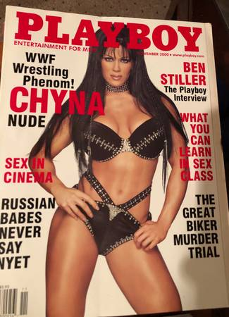 Photo 6 year Lot of Playboy Magazines 2000-2005 - $200 (North Babylon)