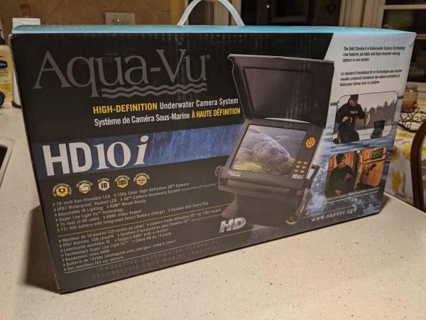 Photo Aqua-Vu HD Underwater Fishing Camera System - $625 (Northport)