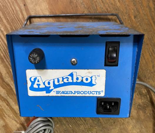 Photo Aquabot Pool Robot Power Supply - $35 (Miller Place)