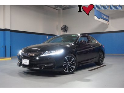 Photo Certified 2017 Honda Accord EX-L Coupe for sale