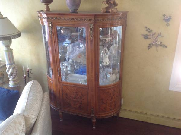 Photo China Cabinet and Server - $980 (East Islip)