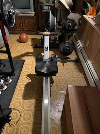 Photo Concept 2 rowing machine and Schwinn Airdyne - $525 (West Islip)