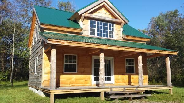 Photo Custom built Adirondack c (Russia NY)