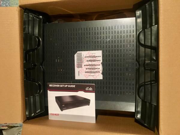 Photo Dish Network VIP222K Dual Tuner Satellite Receiver - $40 (Woodmere)