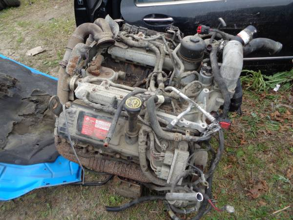 Photo FORD 6.0 DIESEL ENGINE PARTS CORE - $850 (HOLBROOK)