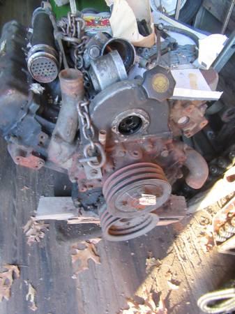 Photo Ford Diesel Motor - $300 (lake Ronkonkoma)