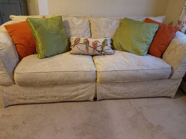 Photo Free Full Size Sofa Bed (Patchogue)