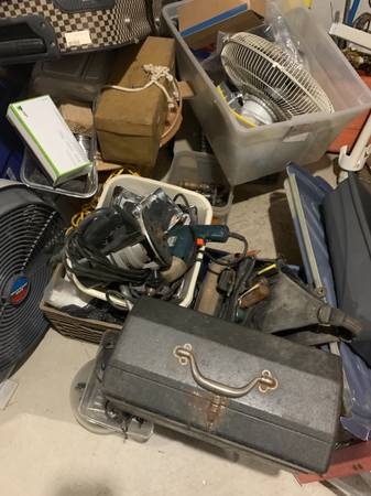 Photo Garage sale new and used items plus tools July 17th and 18th (Malverne)