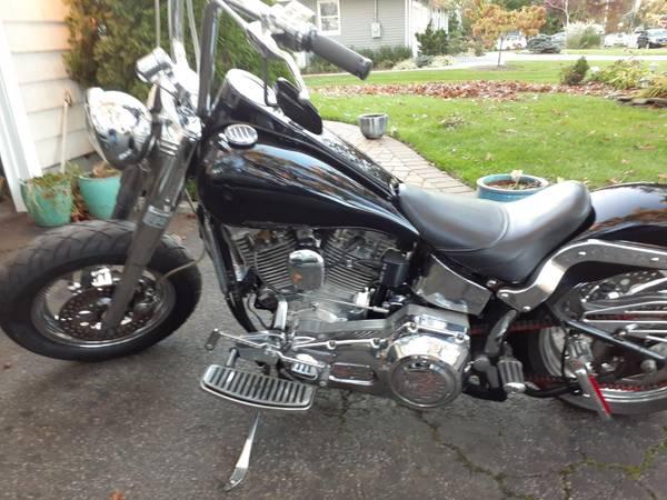 Photo Harley Davidson Fat Boy - $8,000 (Oakdale)