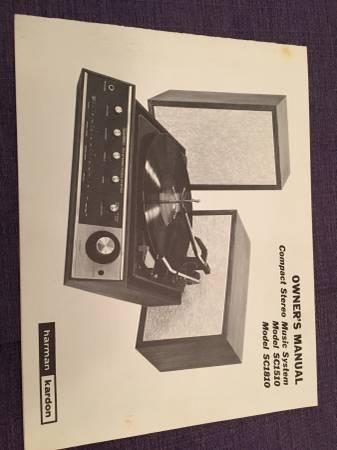 Photo Harman Kardon Turntable - $90 (Wantagh)