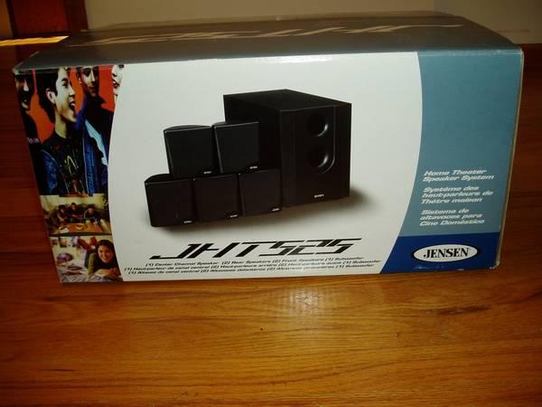 Photo Jensen JHT525 Home Theater Speaker System - $200 (Oyster Bay)