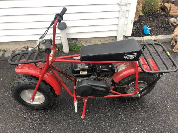 Photo Mini bike - $475 (Syosset)
