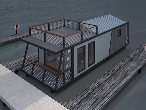 Photo New Houseboat - $135000 (Delivered anywhere on East Coast)