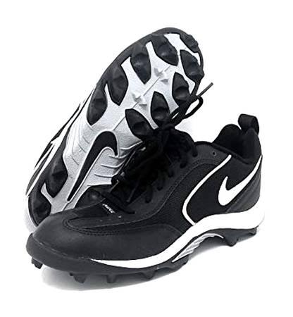 Photo Nike Land Shark Legacy Black and Silver Football Cleats Size 11 NEW - $20 (Mount Sinai , Port Jefferson)