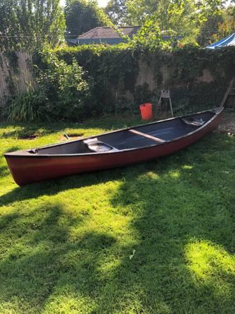 Photo Old town canoe 15 ft - $450 (West Sayville)
