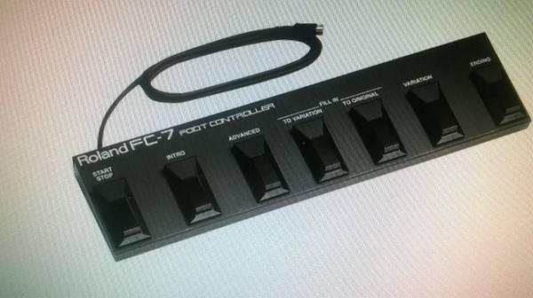 Photo Roland FC-7 Foot controller - $200 (Centereach)