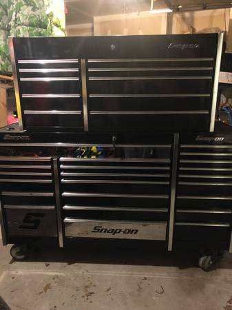 Photo Snap-On Tool Box Huge With Tools Master Series Snap On Snapon - $7000 (Shirley)