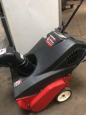 Photo Snow Thrower Used.Yard Machine 21 - $150 (New Hyde Park)