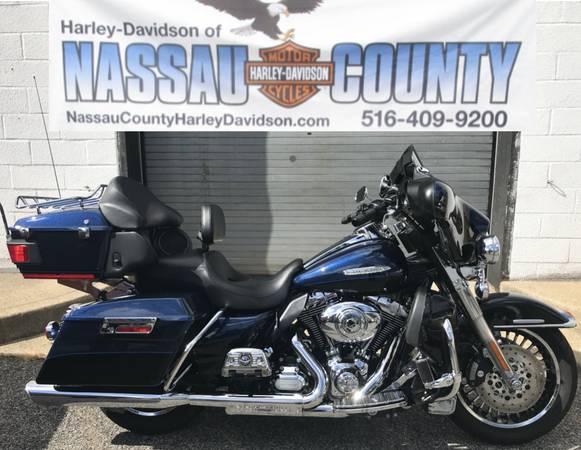 Photo U2861 2012 HARLEY-DAVIDSON FLHTK ULTRA LIMITED FOR SALE - $14,995 (BELLMORE NY)