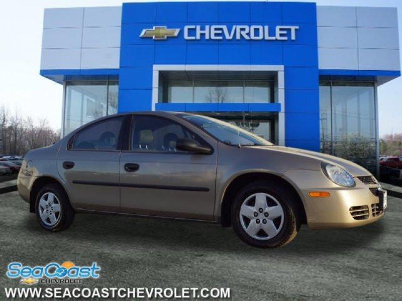 Photo Used 2003 Dodge Neon SE for sale