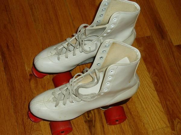 Photo Vintage Roller Derby Women39s Roller Skates Size 8 - $50 (Oyster Bay)