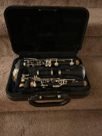 Photo Yamaha 250 Clarinet - $200 (Huntington Station)