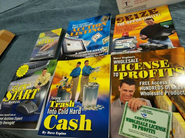 Photo Dave Espino - How to make Income    - $20 (Ridge)