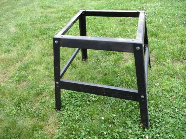 Photo table top saw stand ryobi - $20 (nassau county)