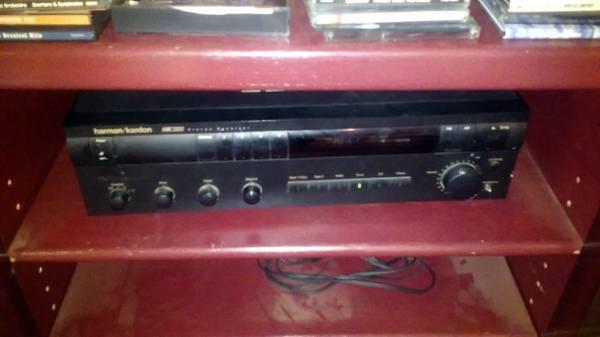 Photo vintage Harman Kardon HK3300 stereo receiver - $50 (Commack)