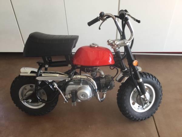 Photo 1969 Honda Z50 Monkey Bike - $2,200 (Long Beach)