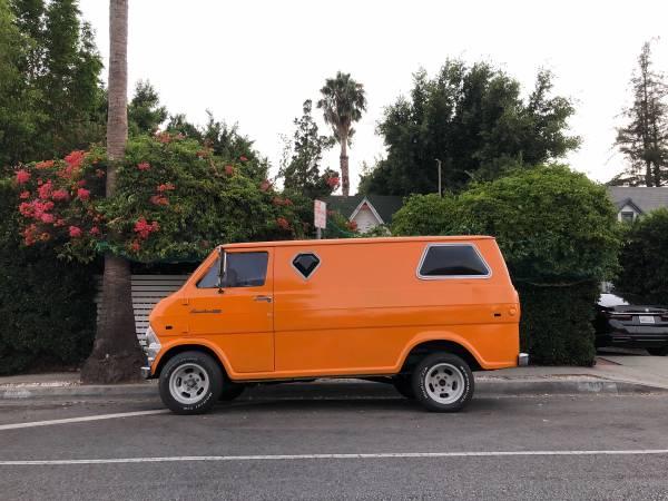 Photo 1972 Ford Econoline Van - $12,500 (West Hollywood)