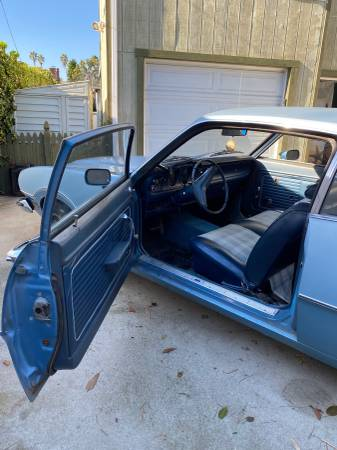 Photo 1973 Ford Maverick 3500 OBO - $3500 (Venice, CA)