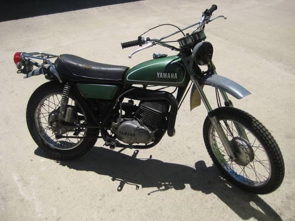 Photo 1974 Yamaha dt 360 enduro and or Parts - $12 (Murrieta)